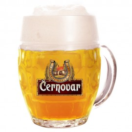 """Разливное пиво """"Cernovar"""" 1 л. (Чехия)"""