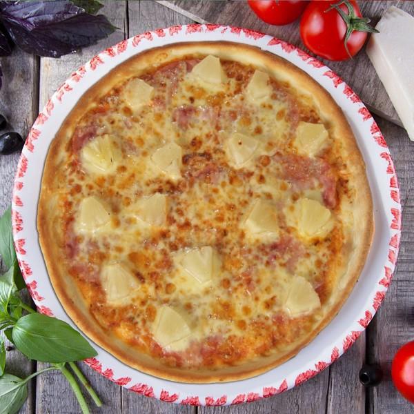 """Пицца """"с Ананасами"""" 28cм."""